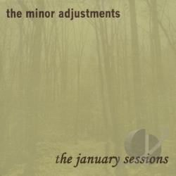 Minor Adjustments - January Sessions CD Cover Art