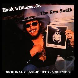 Williams, Hank, Jr. - New South, Vol. 2 CD Cover Art