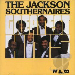 Jackson Southernaires - Greatest Hits CD Cover Art