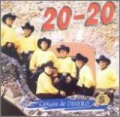 20-20 - Cargas De Dinero CD Cover Art