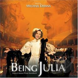 Being Julia CD Cover Art