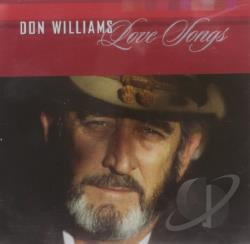 Williams, Don - Love Songs CD Cover Art