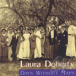Doherty, Laura - Days Without Maps CD Cover Art