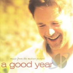 Good Year CD Cover Art