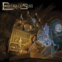 Emerald Sun - Escape from Twilight CD Cover Art