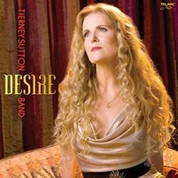 Tierney Sutton Band - Desire CD Cover Art