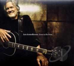 Kristofferson, Kris - Closer to the Bone CD Cover Art
