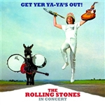 Rolling Stones - Get Yer Ya-Ya's Out! The Rolling Stones In Concert (40th Anniversary Edition) DB Cover Art