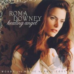 Downey, Roma - Healing Angel CD Cover Art