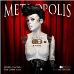 Monae, Janelle - Metropolis: the Chase Suite DB Cover Art
