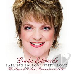 Edwards, Linda - Falling In Love With Love CD Cover Art