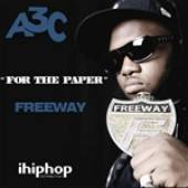 Freeway - For The Paper - Single DB Cover Art
