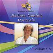 Fun - J�r�me Naulais: Portrait, Vol. 5 DB Cover Art