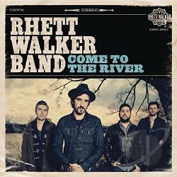 Rhett Walker / Rhett Walker Band - Come to the River CD Cover Art