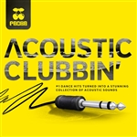 Various Artists - Pacha - Acoustic Clubbin' DB Cover Art