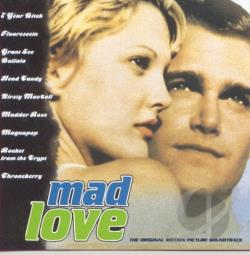 Mad Love CD Cover Art