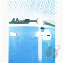 Moody Blues - Sur La Mer CD Cover Art