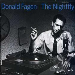 Fagen, Donald - Nightfly CD Cover Art