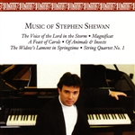 Shewan, Stephen - Music of Stephen Shewan CD Cover Art