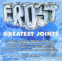 Frost - Frost's Greatest Joints CD Cover Art