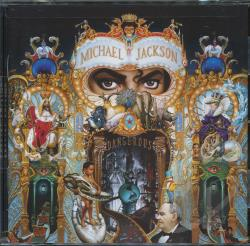 Jackson, Michael - Dangerous CD Cover Art