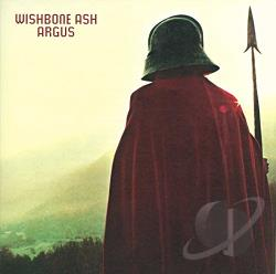 Wishbone Ash - Argus CD Cover Art