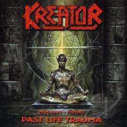 Kreator - Past Life Trauma (1985-1992) CD Cover Art