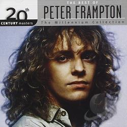 Frampton, Peter - 20th Century Masters - The Millennium Collection: The Best of Peter Frampton CD Cover Art