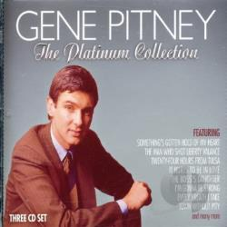 Pitney, Gene - Platinum Collection CD Cover Art
