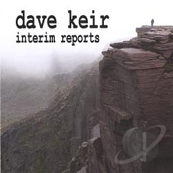 Keir, Dave - Interim Reports CD Cover Art