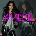 Amerie - Why R U LP Cover Art