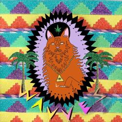 Wavves - King of the Beach CD Cover Art