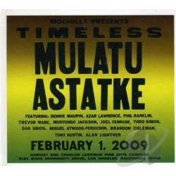 Astatke, Mulatu - Timeless CD Cover Art