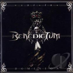Benedictum - Dominion CD Cover Art