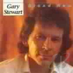 Stewart, Gary - Brand New CD Cover Art