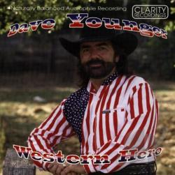 Younger, Dave - Western Hero CD Cover Art