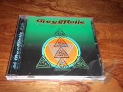 Rolie, Gregg - Roots CD Cover Art