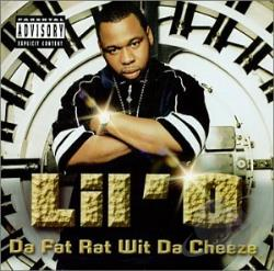 Lil' O - Da Fat Rat Wit Da Cheeze CD Cover Art