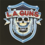 L.A. Guns - L.A. Guns CD Cover Art