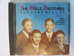Mills Brothers - Very Best Of CD Cover Art