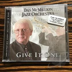 McMillion, Dan - Give It One CD Cover Art