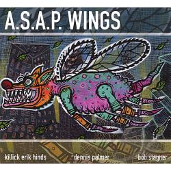 Killick Erik Hinds - A.S.A.P. Wings CD Cover Art