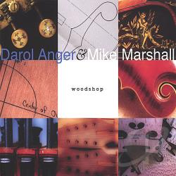 Anger, Darol - Woodshop CD Cover Art