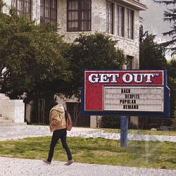 Get Out - Back Despite Popular Demand CD Cover Art