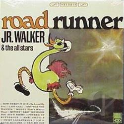 Jr. Walker & The All Stars - Shotgun/I'm A Road Runner LP Cover Art