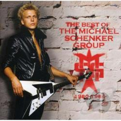 Schenker, Michael - Best of the Michael Schenker Group 1980-1984 CD Cover Art