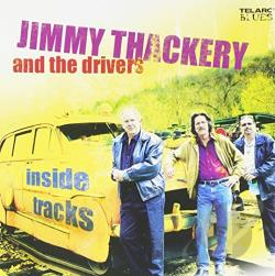 Jimmy Thackery & the Drivers - Inside Tracks CD Cover Art
