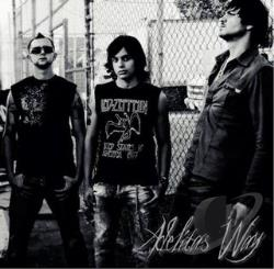 Adelitas Way - Adelitas Way CD Cover Art