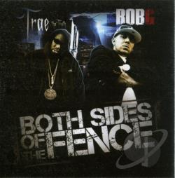 Rob G. / Trae - Both Sides of the Fence CD Cover Art