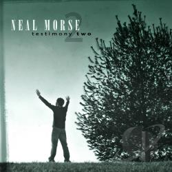 Morse, Neal - Testimony Two CD Cover Art